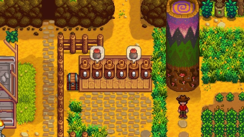 Good & Funny Stardew Valley Forest Farm Names